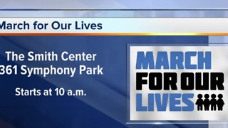 March for our Lives rally planned for Saturday - Video