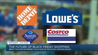 The future of Black Friday shopping amid the coronavirus pandemic