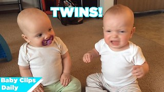 Best of Twin Babies! - Video