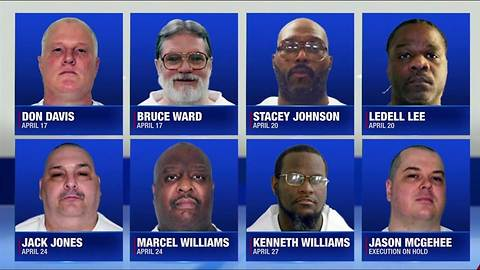 The State Of Arkansas Carries Out First Execution Since 2005