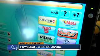 Ask the Expert: Winning the Powerball