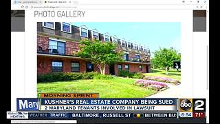 MD Lawsuit: Kushner Cos. charge illegal fees - Video