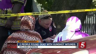 2 Found Dead With Gunshot Wounds - Video