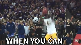 When You Can Dunk Like This, You Must Dance - Video