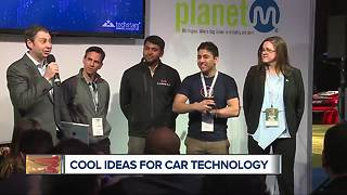 Cool ideas for car technology - Video