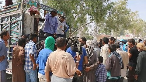 Thousands Fleeing Fighting in Deir Ezzor Arrive at Camp North of Raqqa