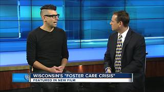 Wisconsin's foster care crisis featured in local film