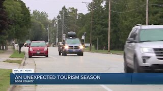 Door County tourism changes during pandemic