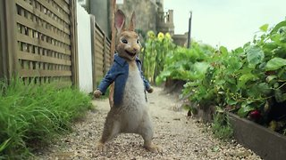 Some Allergy Advocates Want You To Boycott 'Peter Rabbit' - Video