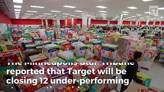 Target Closing Stores - Video