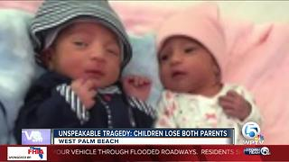 Children lose both parents - Video