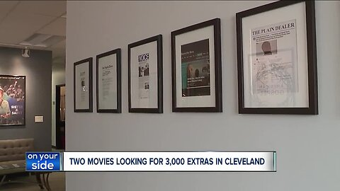 Help wanted: Thousands of extras needed for 2 movies filming in Cleveland this fall