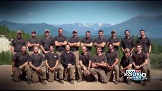 Surviving Granite Mountain Hotshot keeps brothers' memories alive - Video