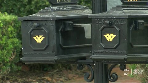 Mailbox thieves target Westchase and surrounding community before the holidays