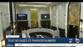 SDSO releases ICE transfer numbers during Truth Act Forum