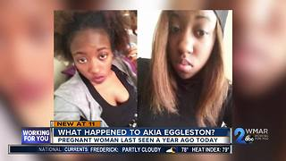 What happened to Akia Eggleston? - Video