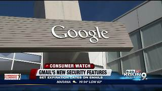 Gmail's new security features