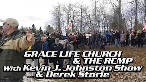 Grace Life Church with Kevin J. Johnston and Derek Storie - A True Canadian Turn Out