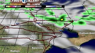 Showers Possible North - Video