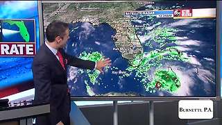 Potential Tropical Storm Gordon expected to impact Gulf Coast by mid-week