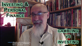 Personal Finance: Trading Bitcoin & Cryptos, Gambling vs Investing, Understand What You Are Doing