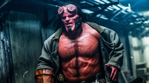 'Hellboy' Reboot Earns $1.3 Million At Thursday Box Office