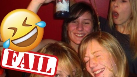 Fail Life 30: Partying can be painful