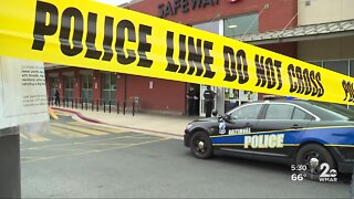 Security guard at Charles Village Safeway shoots armed suspect inside store