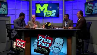 Michigan possible starting players - Video