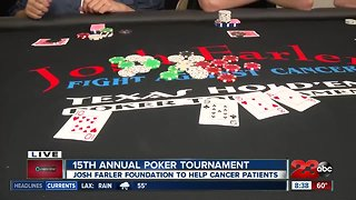 Annual poker tournament to help local cancer patients