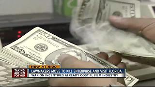 Lawmakers move to kill Enterprise and Visit Florida - Video