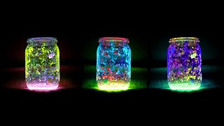 How to make a long-lasting fairy jar - Video