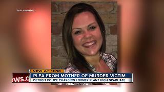 Mother warns domestic violence victims to seek help during daughter's vigil