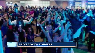 Dangers during prom season - Video