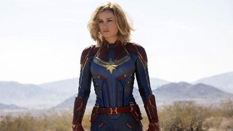 Rotten Tomatoes Site Gets Makeover After Captain Marvel Trolling