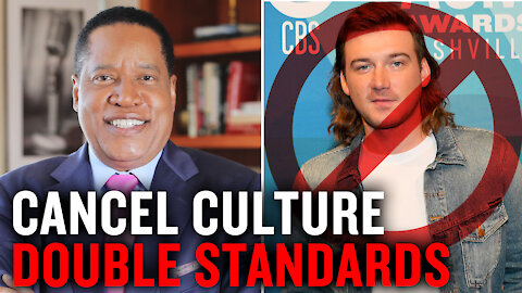 Larry Elder Debunks Cancel Culture and Why Liberals Get a Free Pass | Larry Elder
