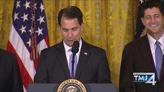 Gov. Walker on Foxconn Jobs - Video