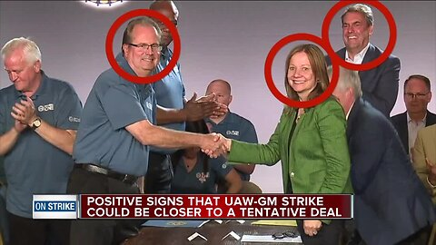 Close to a deal? GM UAW strike now in day 30