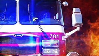 Two people displaced by Palm City house fire