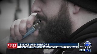 First case of vaping-related lung illness confirmed in Colorado, state health officials say