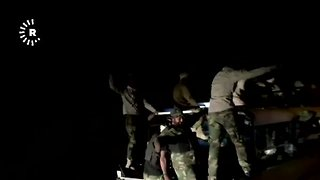 Iraq Government Launches Operation in Kurdish-Controlled Kirkuk - Video