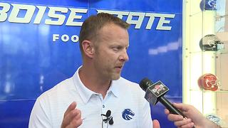 Coach Harsin on Off-Season - Video