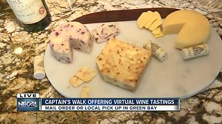 Captain's Walk Winery offering virtual tastings