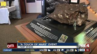 A Touch of Mars Event - Video
