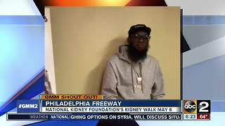 Good morning from Philadelphia Freeway! - Video