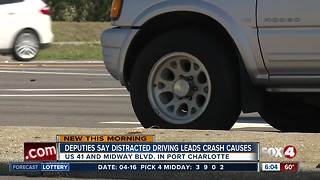 Drivers express safety concern about major intersection in Port Charlotte - Video