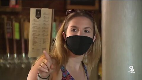 Are Tri-Staters wearing masks and washing up? A new survey says most are