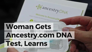 Woman Gets Ancestry.com DNA Test, Learns Horrifying Truth About Her Real Father - Video