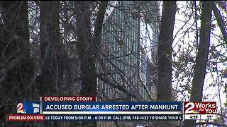 Teen arrested after attempted burglary - Video