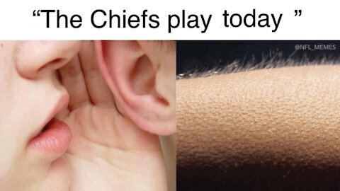 The Chiefs Play Today Rapid Fire Meme Tage